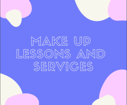 make up lessons and services