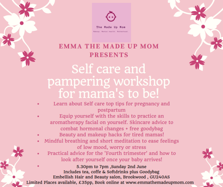 mama to be workshop